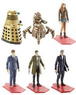 "Doctor Who 3.75"" Action Figure Wave 3 - Complete Set of 6"